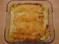 Cannellonis au saumon et aux épinards : Etape 6