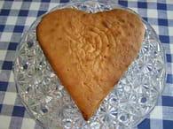 Gâteau aux blancs d'oeufs : Etape 5