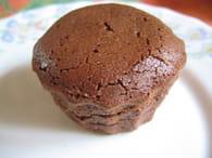 Moelleux au chocolat au cœur fondant coulant : Etape 3