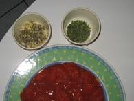 Ragoût de poisson à la tomate : Etape 2