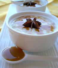 Riz au lait au caramel au beurre salé : Etape 3