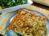 Pâte à pizza express : Etape 4