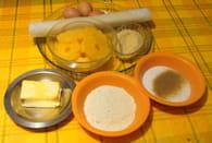 Tarte à l'ananas : Etape 1