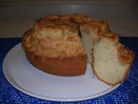 Gâteau délicieux : Etape 1