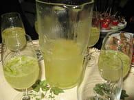 Soupe de champagne : Etape 3