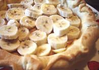 Banoffee pie aux copeaux de chocolat : Etape 3
