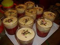 Tiramisu aux fraises : Etape 6