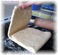 Croissants et pains au chocolat : Etape 3