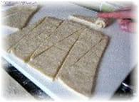 Croissants et pains au chocolat : Etape 5