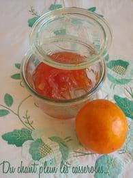 Marmelade d'oranges sanguines : Etape 6