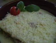 Lasagnes maison au saumon et crevettes : Etape 5