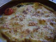Lasagnes maison au saumon et crevettes : Etape 6