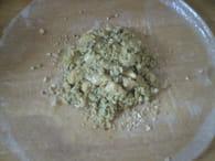 Pastilla au poulet : Etape 3