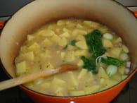 Pommes de terre en ragoût : Etape 4