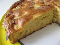 Gâteau aux poires : Etape 5