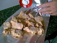 Foie gras mi-cuit : Etape 2
