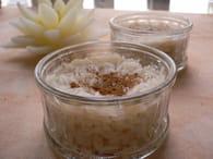 Riz au lait au lait de riz : Etape 4