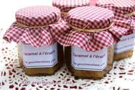 Caramel à l'érable : Etape 3