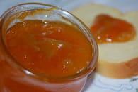 Confiture d'abricots et de rhubarbe : Etape 4