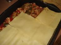 Lasagne saumon-ratatouille : Etape 3