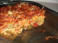 Lasagne saumon-ratatouille : Etape 4
