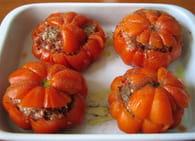 Tomate farcie : Etape 5