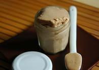 Glace au praliné facile (sans crème anglaise) : Etape 1
