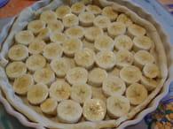 Tarte banane-chocolat ultra gourmande : Etape 1