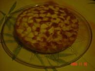 Gâteau aux pommes parfumé à la fleur d'oranger : Etape 4