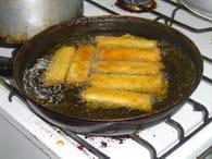 Boureks aux pommes de terre et au fromage : Etape 3