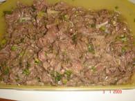 salade de cerf : Etape 4
