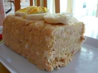 Terrine de thon, pommes de terre et œuf durs : Etape 3
