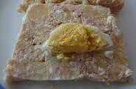 Terrine de thon, pommes de terre et œuf durs : Etape 4