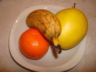 Salade de fruits exotiques : Etape 4