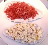 Velouté poireau-pomme de terre : Etape 4