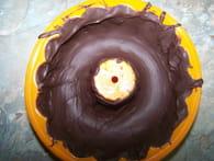 Oeufs en chocolat et sujets en pâte d'amande : Etape 6