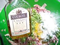 Pâté de lapin au cognac à l'ancienne : Etape 5