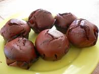 Muffins chocolat-mascarpone : Etape 3