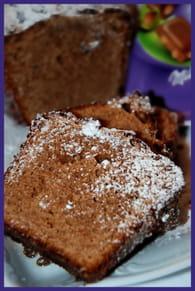 Cake Milka : Etape 5