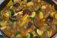 Tajine d'agneau aux légumes : Etape 4
