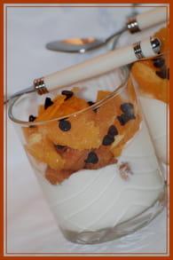 recette de dessert au verre fa on tiramisu l 39 orange la recette facile. Black Bedroom Furniture Sets. Home Design Ideas