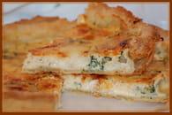 Tarte aux trois fromages : Etape 6