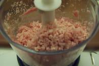 Velouté d'endives au jambon : Etape 2