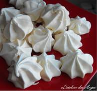 Petites meringues : Etape 3