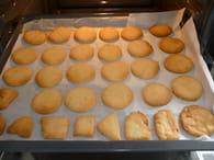 Ptits gâteaux pour le café : Etape 4
