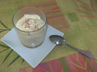 Mousse à la vanille : Etape 6