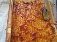 Gâteau roulé à la confiture de grand-mère : Etape 4