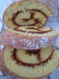 Gâteau roulé à la confiture de grand-mère : Etape 6
