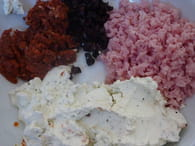 Petits poivrons farcis au fromage : Etape 4