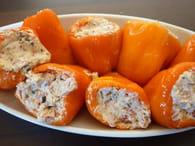 Petits poivrons farcis au fromage : Etape 5